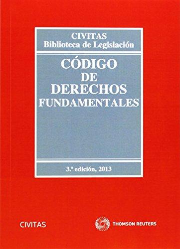 9788447042258: Código de Derechos Fundamentales