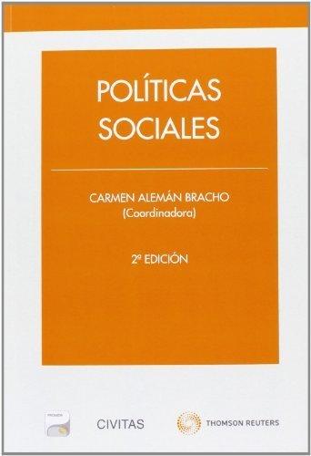 9788447042555: Políticas Sociales (Tratados y Manuales de Economía)