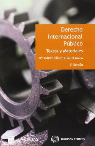 9788447045082: Derecho Internacional Público. Textos y materiales (Papel + e-book)