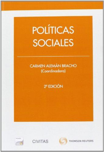 9788447045181: Políticas Sociales (Papel + e-book) (Tratados y Manuales de Economía)