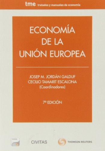 9788447045198: ECONOMÃ?A DE LA UNIÓN EUROPEA (7ª ED.)
