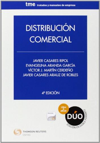 9788447045594: Distribución Comercial (Papel + e-book) (Tratados y Manuales de Empresa)