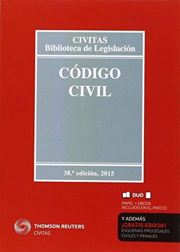 9788447051380: Código Civil (Biblioteca de Legislación)