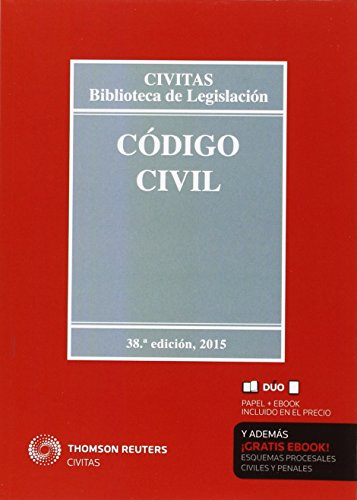 9788447051380: Código Civil (Papel + e-book)