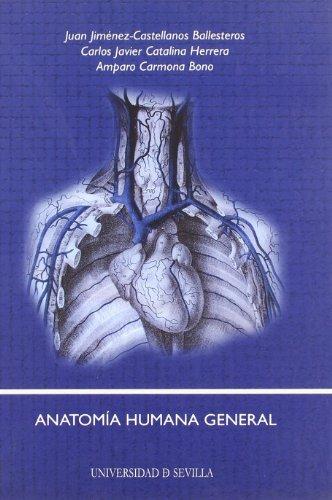 9788447207480: Anatomía humana general (Manuales Universitarios)