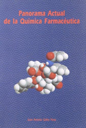 9788447208531: Panorama actual de la química farmaceútica (Serie Ciencias)