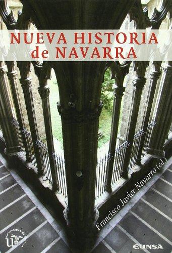 9788447212316: Nueva historia de Navarra