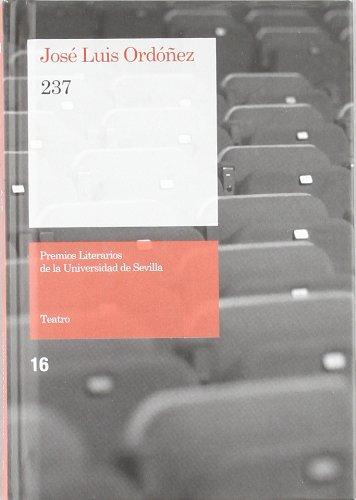 237. Teatro: José Luis Ordoñez