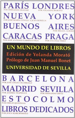 Un mundo de libros: Yolanda Morató