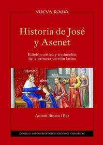 9788447214617: Historia de José y Asenet
