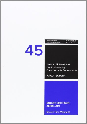 9788447215393: Robert Smithson: Aerial Art