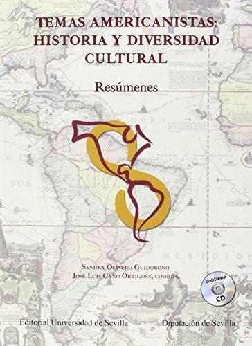 Temas americanistas: historia y diversidad cultural: Resúmenes: Zamora Moya, Mª