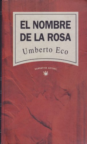 9788447300006: El nombre de la Rosa