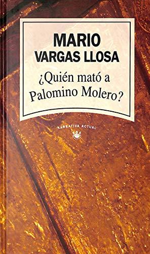 9788447300129: ¿quien Mato A Palomino Molero?