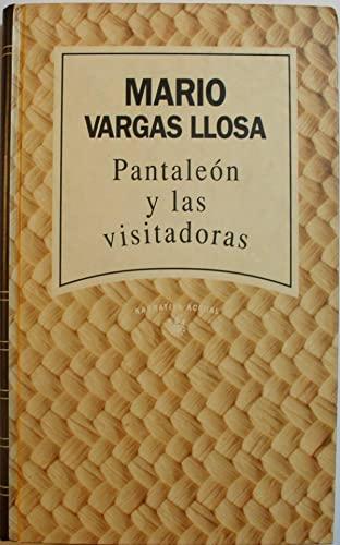 9788447300273: Pantaleon y las visitadoras