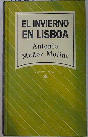 9788447300334: El invierno en Lisboa