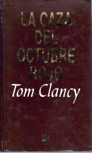 9788447301430: La Caza Del Octubre Rojo