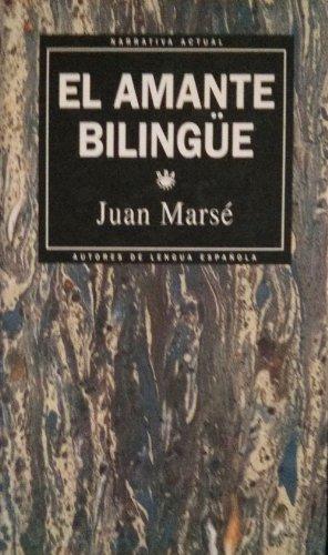 9788447301492: El amante bilingüe