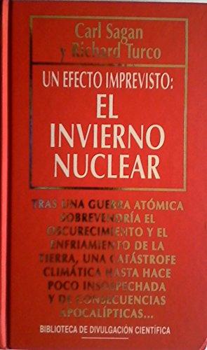 9788447304455: El invierno nuclear