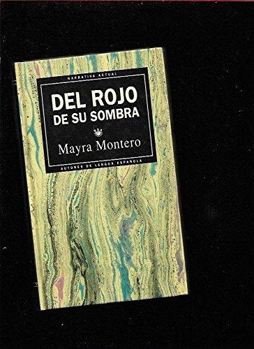 9788447306060: Del Rojo De Su Sombra