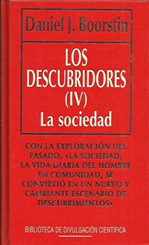 9788447306695: Los descubridores IV