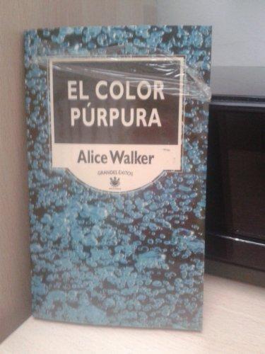 9788447307340: El color purpura