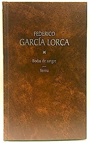 9788447313174: BODAS DE SANGRE/ YERMA