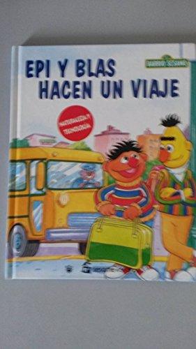 9788447313433: Epi y Blas hacen un viaje (Libro+Video) (NO ASIGNABLES)