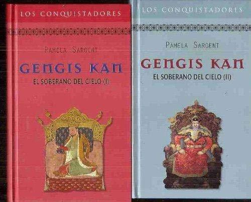 9788447317479: GENGIS KAN. EL SOBERANO DEL CIELO (2 TOMOS)