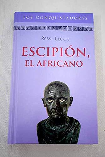 9788447317523: Escipión El Africano