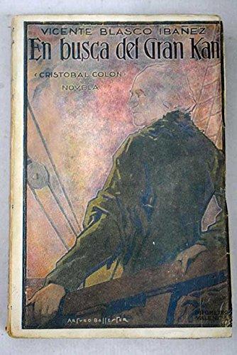 9788447319947: En busca del gran kan (Cristobal Colón)