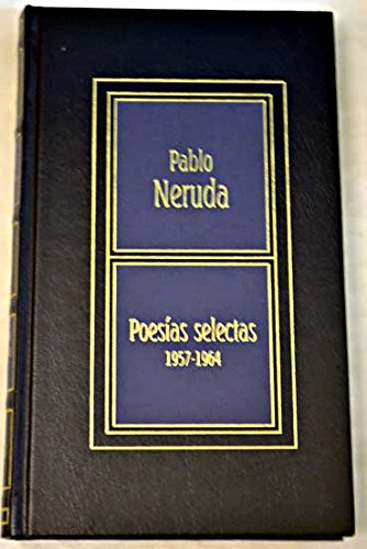 Poesías selectas - Neruda, Pablo