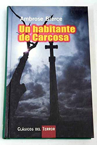 9788447322343: Un Habitante De Carcosa