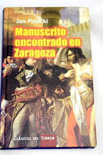 9788447323098: Manuscrito Encontrado En Zaragoza