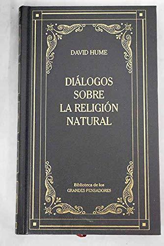 9788447324743: Diálogos Sobre La Religión Natural