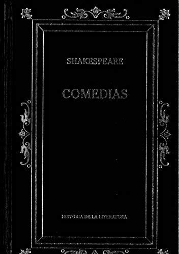 9788447325276: Comedias (Historia De La Literatura)