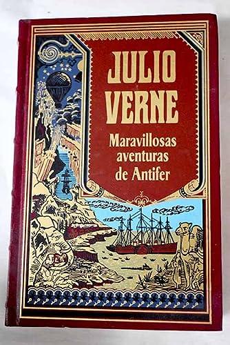 9788447330034: Maravillosas Aventuras De Antifer