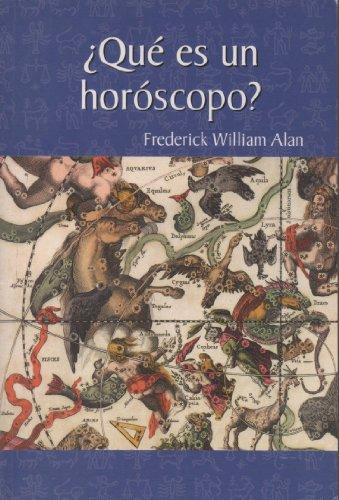 9788447332045: ¿Qué es un horóscopo?