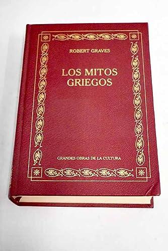 9788447340002: Los Mitos Griegos