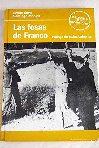 9788447344260: Las fosas de Franco
