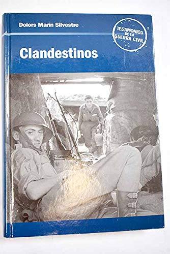 9788447344321: Clandestinos