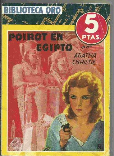Imagen de archivo de Poirot en Egipto a la venta por Alcaná Libros