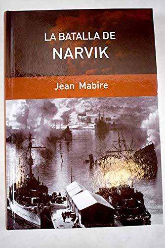 9788447351145: La Batalla De Narvik