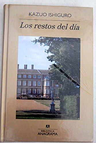 9788447362219: Los Restos Del Día
