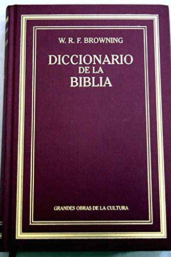 9788447363193: Diccionario de la Biblia
