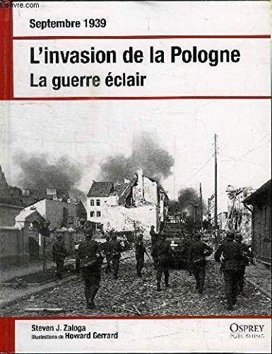 9788447364275: L'invasion de la Pologne