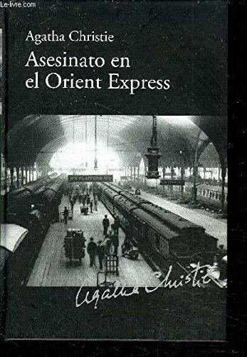 9788447368136: Asesinato en el Orient Express