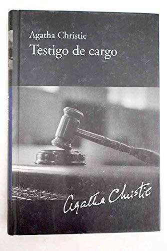 9788447368228: TESTIGO DE CARGO