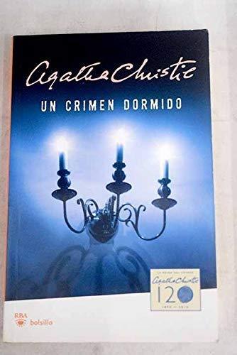 9788447369225: UN CRIMEN DORMIDO