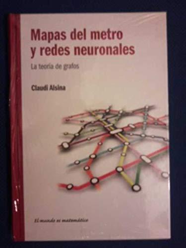9788447369607: Mapas Del Metro Y Redes Neuronales